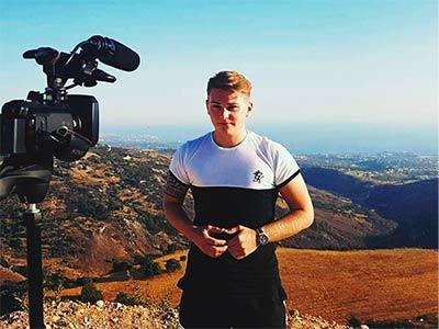 Bradley Webb - Journalist